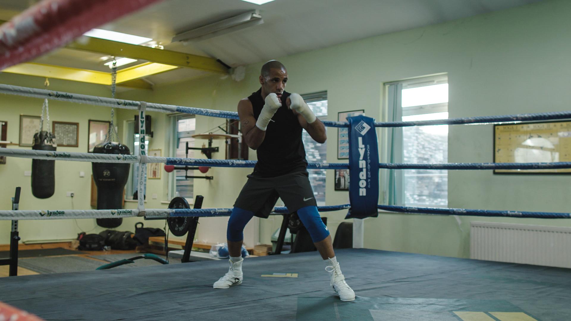 Kal Yafai - Boxing Ring