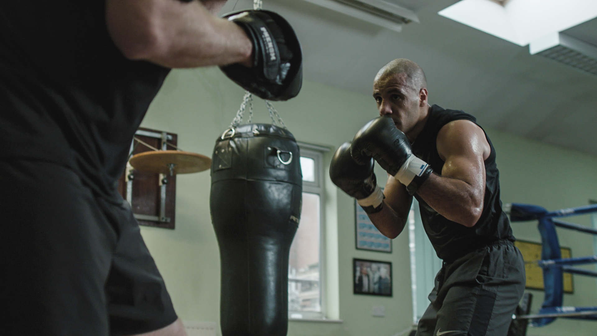 Kal Yafai - Punching Bag and Gloves