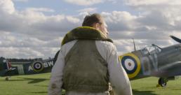 Battle Of Britain - Back Of Man