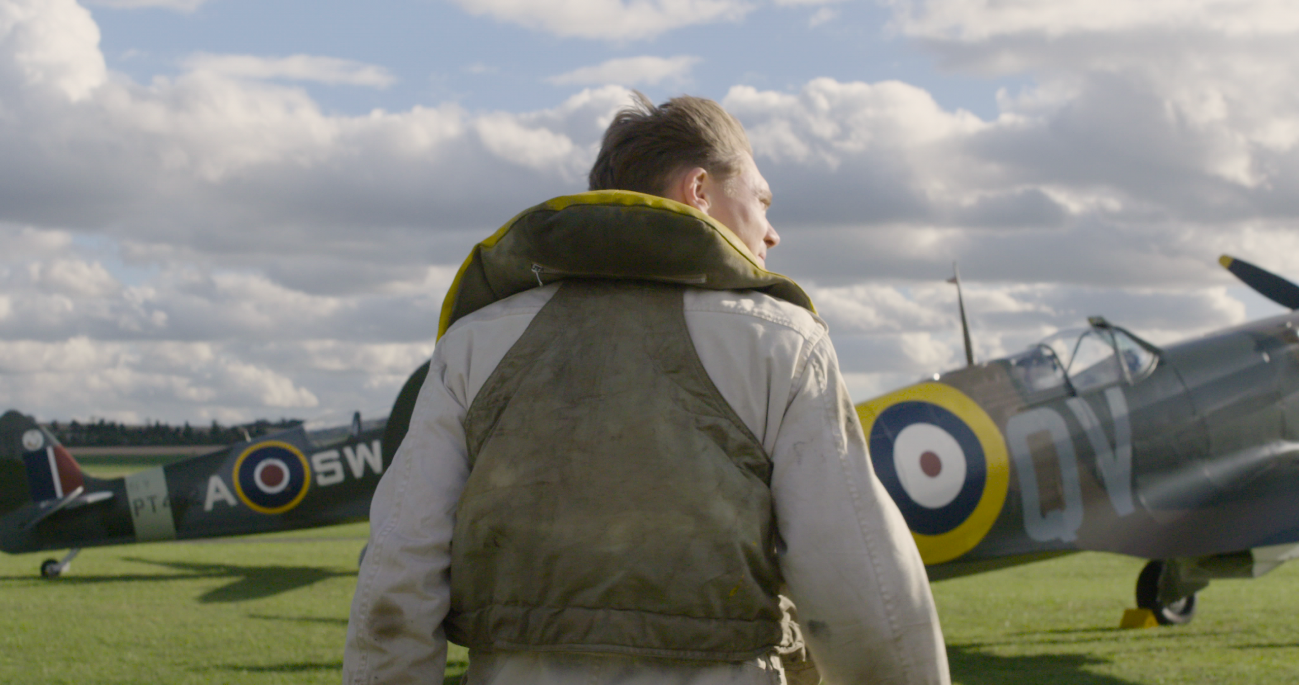 Battle Of Britain - Back Of Man