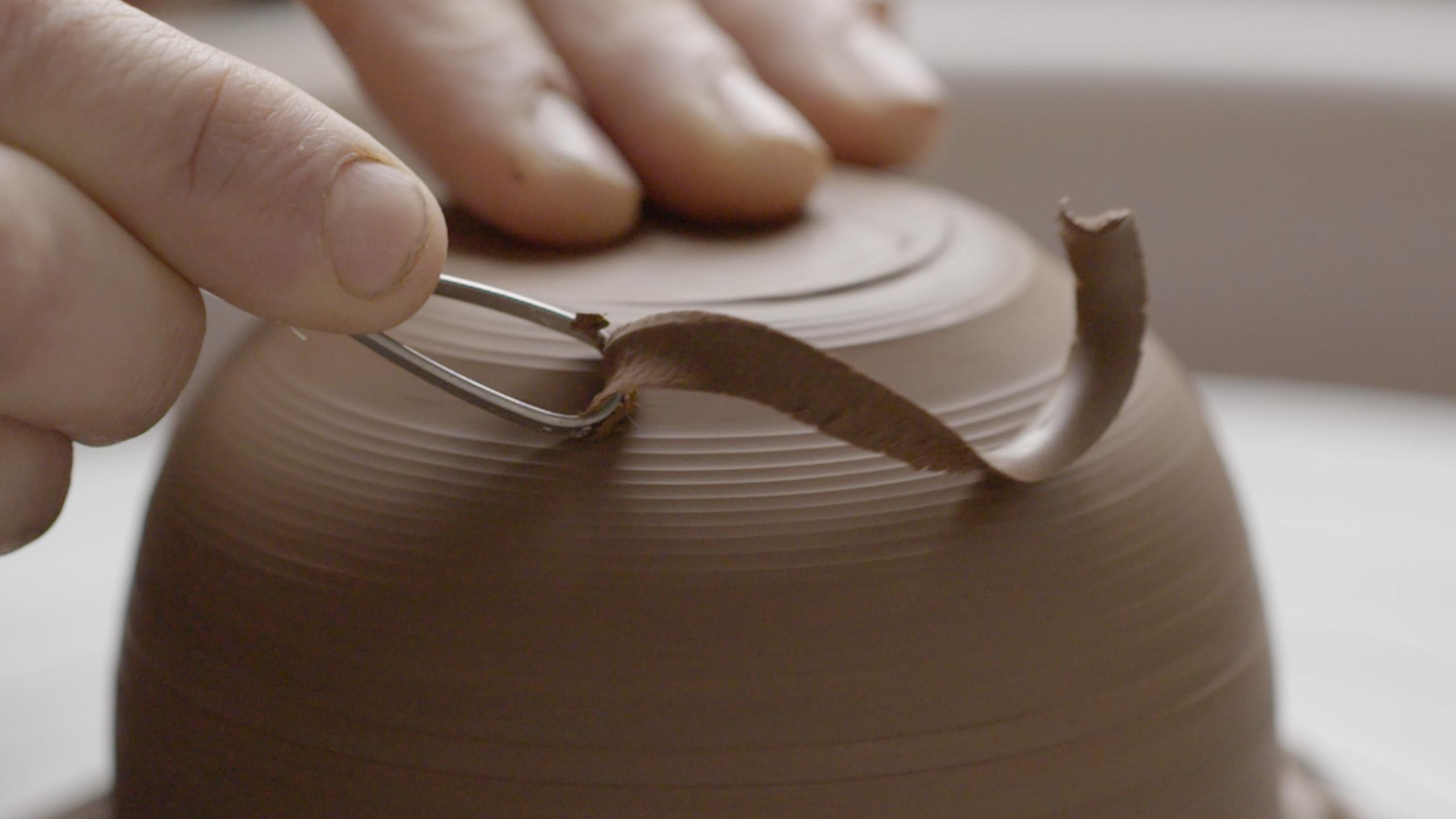 SCRT - pottery
