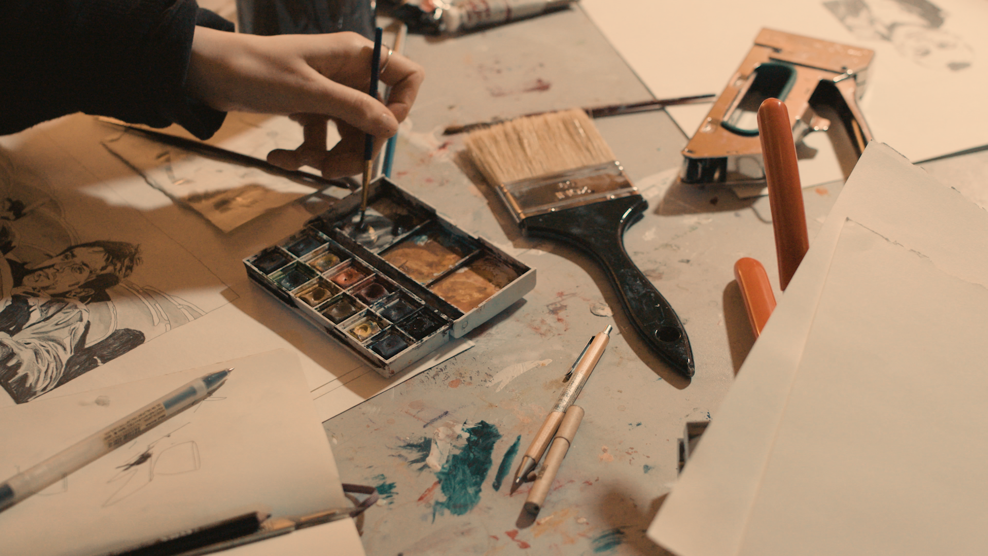 SCRT - painting