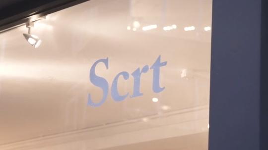 SCRT - window