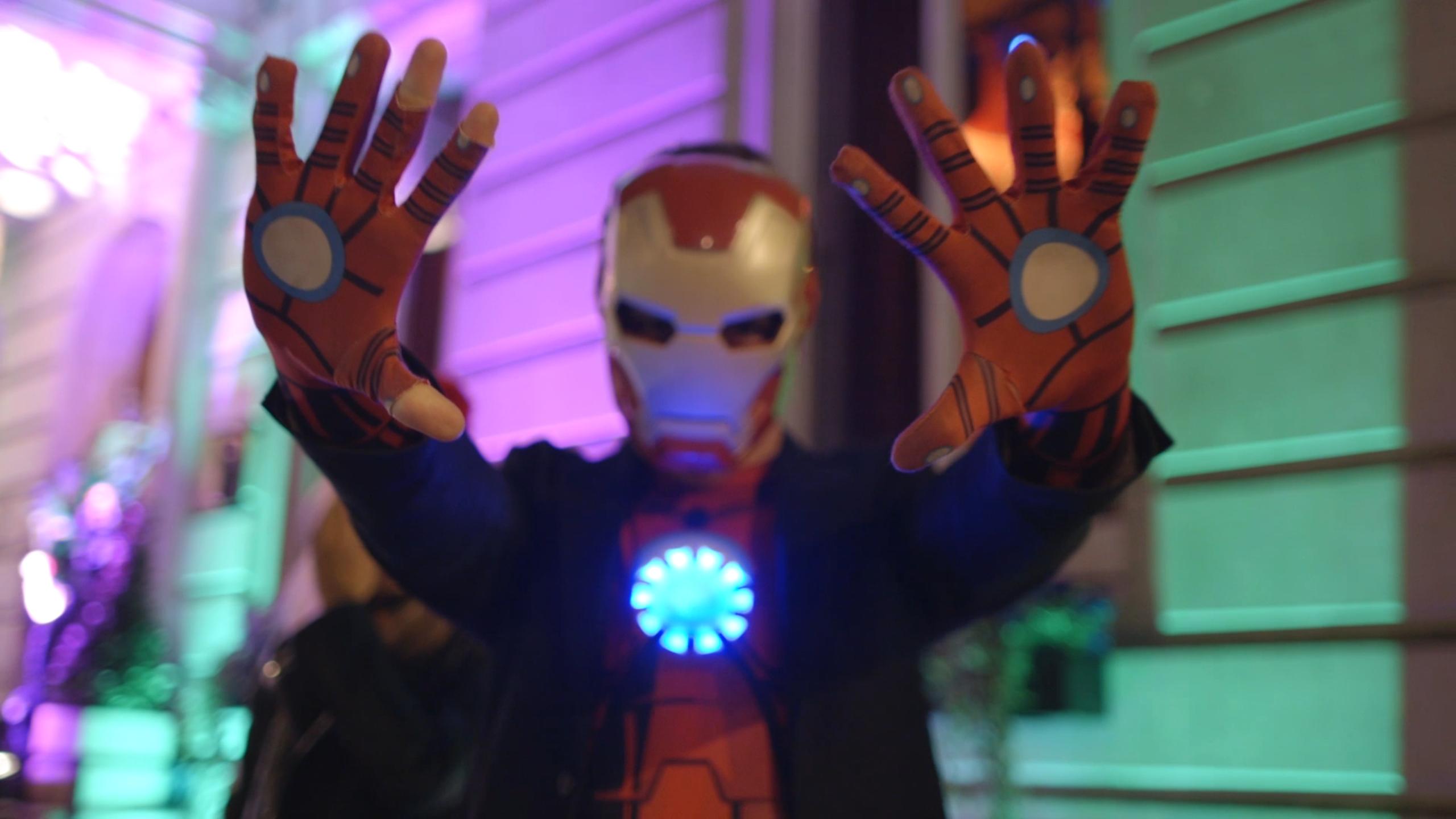 iron man person