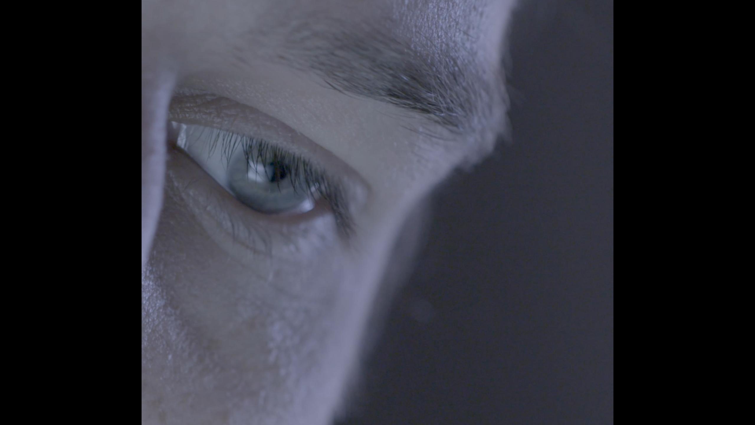 SCRT - close up of eye