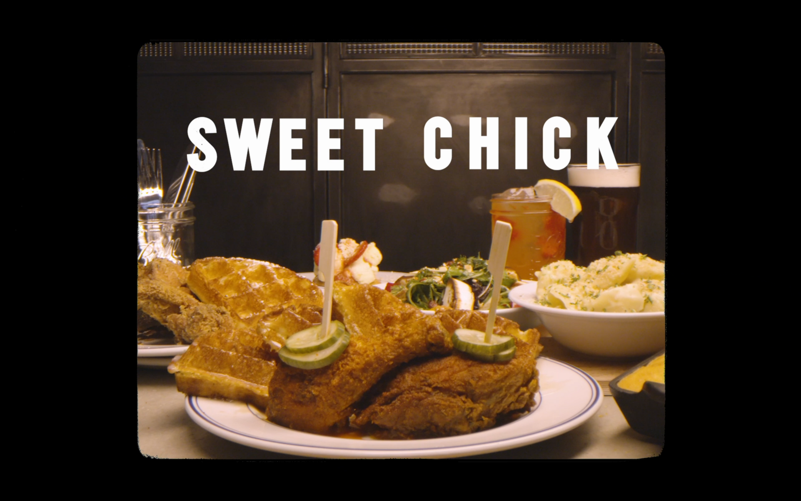 sweet chick food