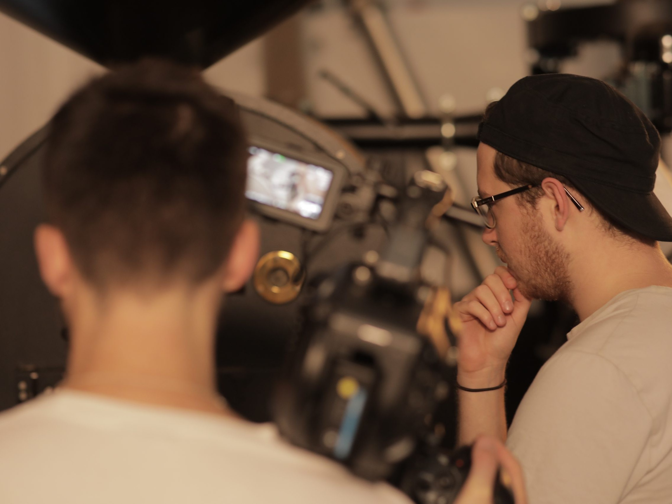 Habitual media - behind the scenes