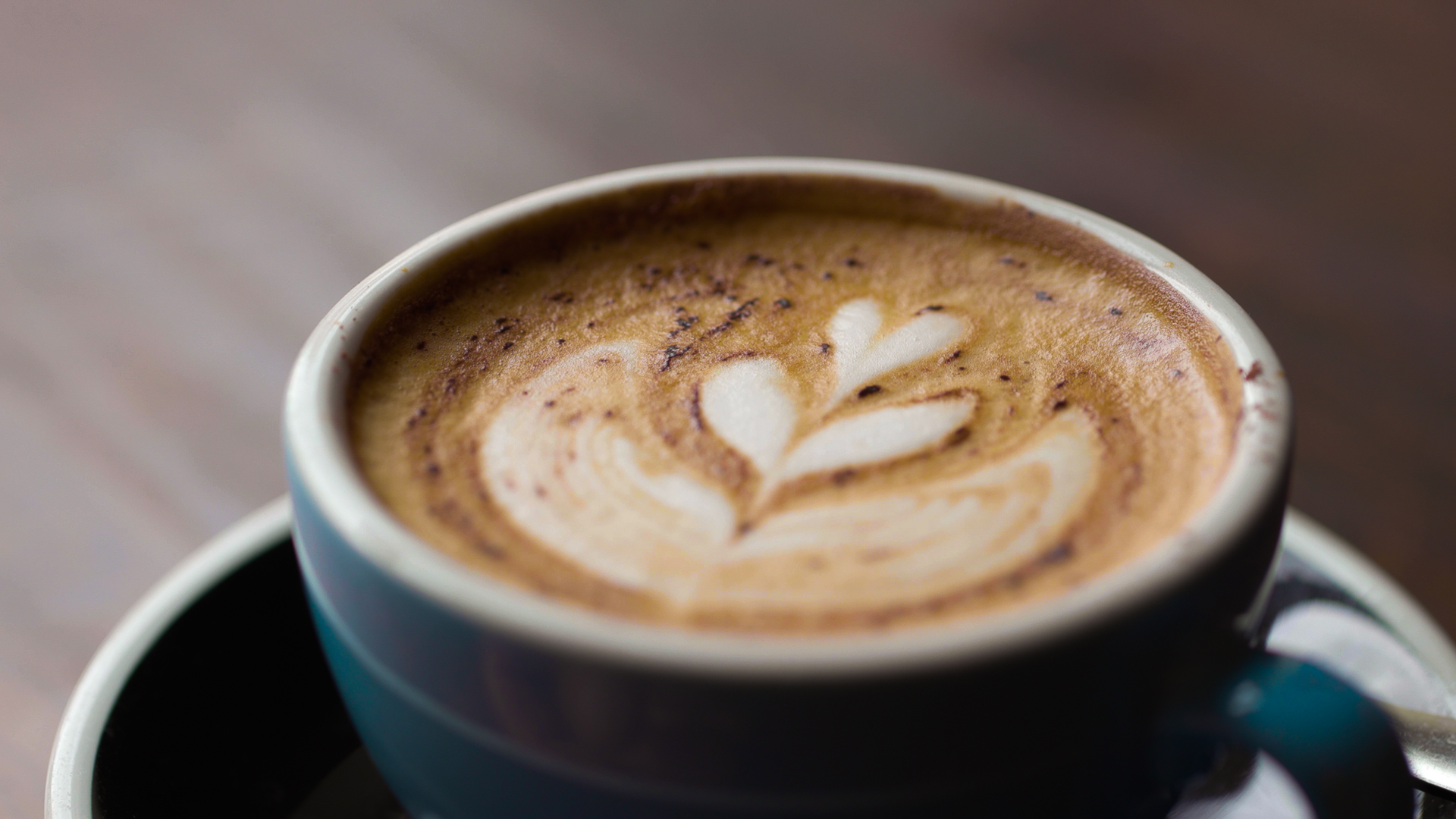 Gentlemen Barista - coffee close up