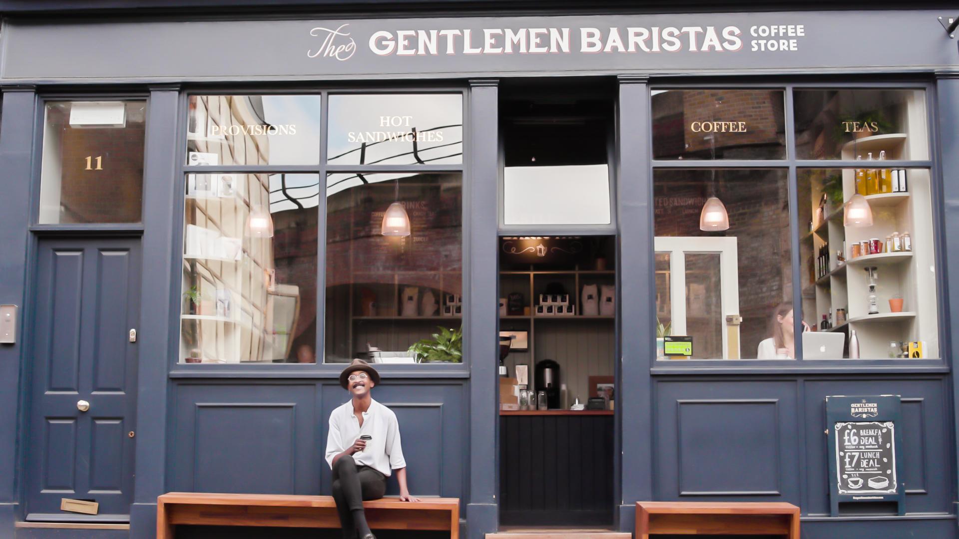 Gentlemen Barista - Gentlemen Barista coffee store