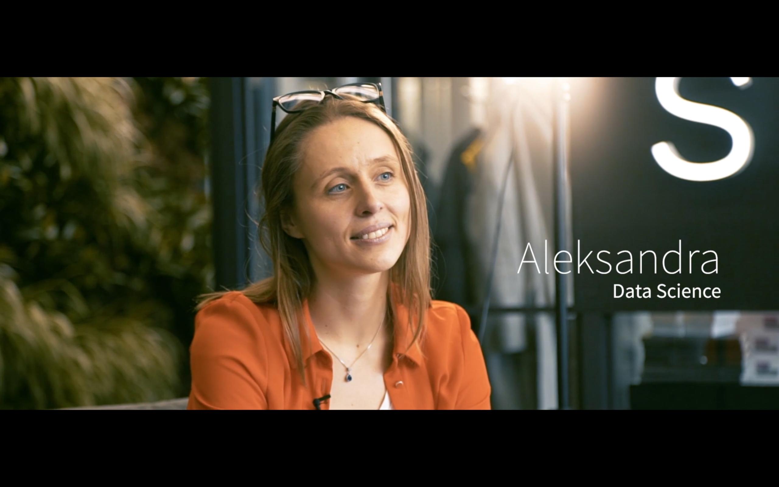 Habitual Media | Aleksandra data science