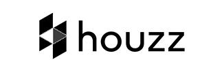 logo houzz black