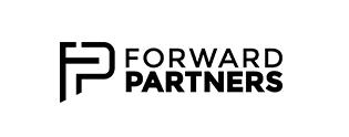logo forward partners black