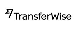 logo TransferWise black