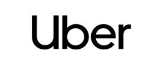 logo Uber black